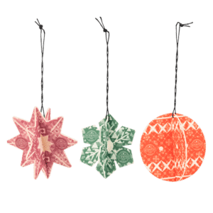 Holiday 3D Scent Circles