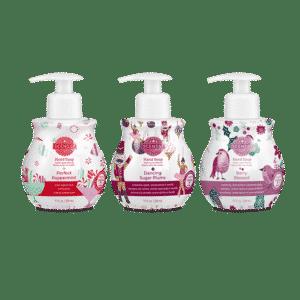 Holiday Hand soap scentsy 2021