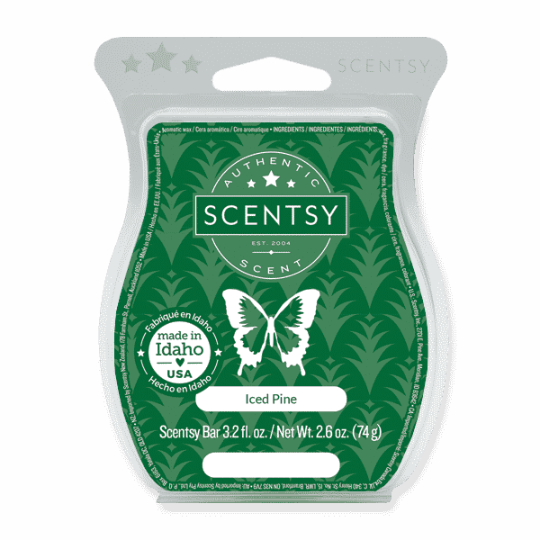 ICED PINE SCENTSY BAR