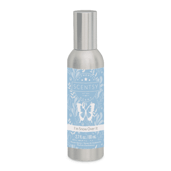 I'M SNOW OVER IT SCENTSY ROOM SPRAY