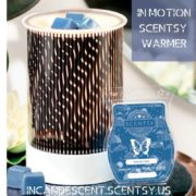 IN MOTION SCENTSY WARMER JULY 2019 WARMER OF THE MONTH IN MOTION