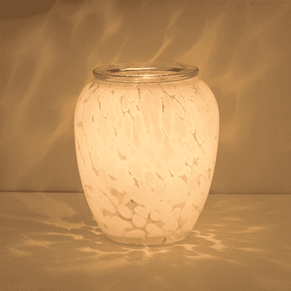 IN THE CLOUDS SCENTSY WARMER GLOW