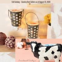 INCANDESCENT SCENTSY FALL BEST SELLERS 2020 sq