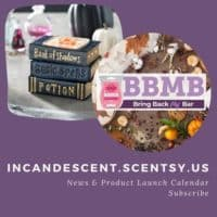 INCANDESCENT.SCENTSY.US NEWS PRODUCT LAUNCH CALENDAR 1
