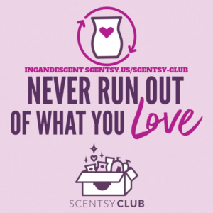 SCENTSY CLUB INCANDESCENT.SCENTSY.US