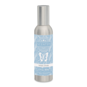 INHALE EXHALE SCENTSY ROOM SPRAY