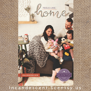 SCENTSY FALL WINTER 2018 CATALOG