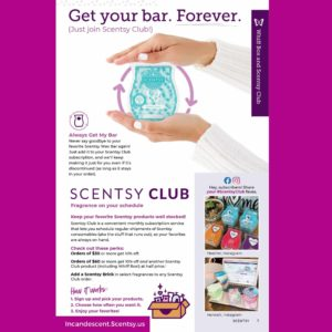 Incandescent.Scentsy.us Scentsy Club