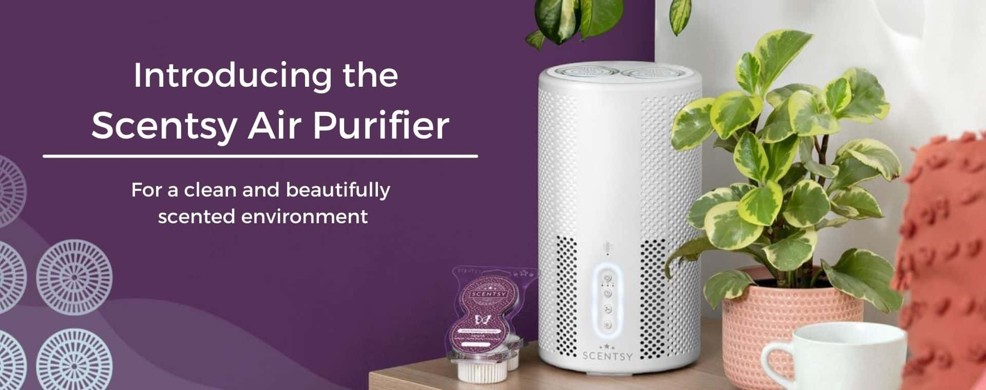 Introducing the Scentsy Air Purifier 1