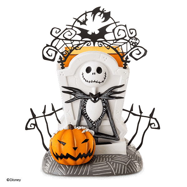 JACK SKELLINGTON PUMPKIN KING SCENTSY WARMER