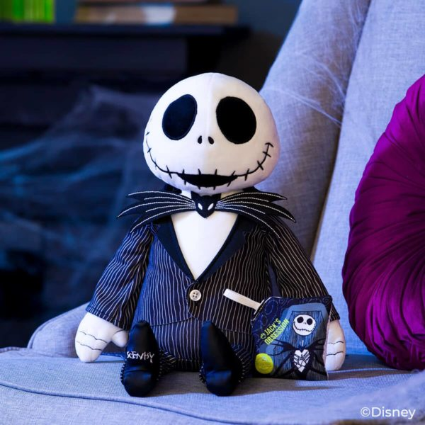 JACK SKELLINGTON SCENTSY BUDDY DRESSED UP