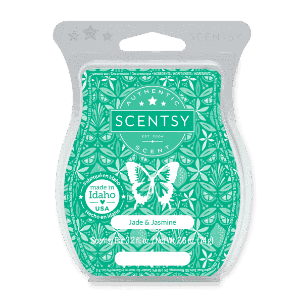 JADE AND JASMINE SCENTSY BAR