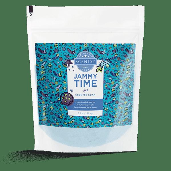NEW! JAMMY TIME SCENTSY BATH SOAK   Scentsy® Buy Online   Scentsy ...