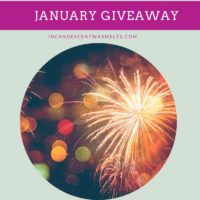 JANUARY 2020 GIVEAWAY