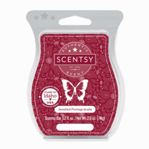 Jeweled Pomegranate Scentsy Bar | NOVEMBER 2020