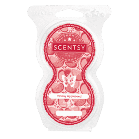 JOHNNY APPLESEED SCENTSY PODS