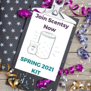 JOIN SCENTSY JANUARY 2021 KIT