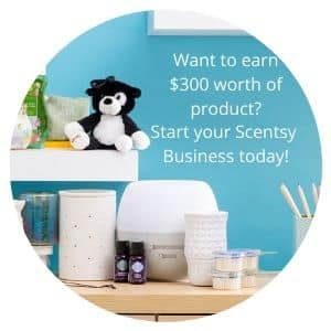 JOIN SCENTSY MARCH 2020 - SHOOTING STAR KIT FOR FREE