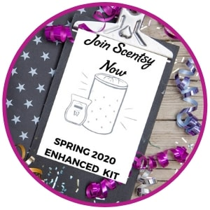 JOIN SCENTSY SPRING 2020