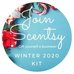 JOIN SCENTSY winter 2020 KIT