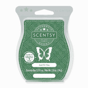 JUST FIR YOU SCENTSY BAR