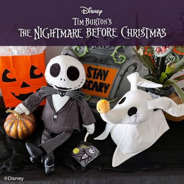 Jack and Zero Scentsy Buddies | Jack Skellington Scentsy Buddy | Disney Nightmare Before Christmas