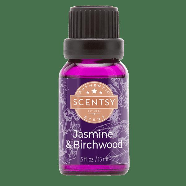 Jasmine Birchwood Scentsy Oil | NEW! Jasmine & Birchwood Natural Scentsy Oil | Incandescent.Scentsy.us