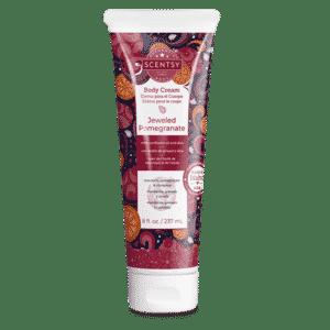 Jeweled Pomegranate Scentsy Body Cream