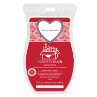 Johnny Appleseed Scentsy Brick | Johnny Appleseed Scentsy Brick