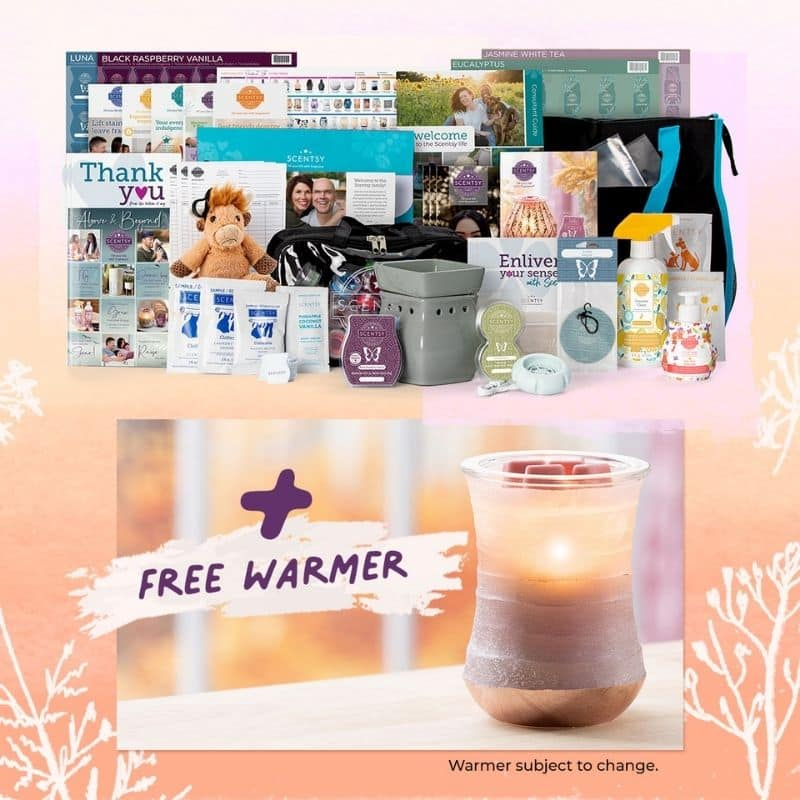 Join Scentsy September 2021