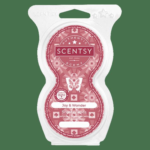 Joy Wonder Scentsy Pods | Joy & Wonder Scentsy Pods