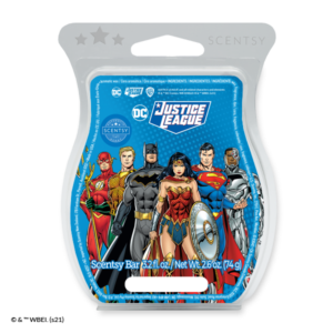 Justice League Scentsy Bar | Justice League Scentsy Bar | DC Comics