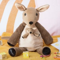 KENZIE THE KANGAROO SCENTSY BUDDY WITH A JOEY BABY | SCENTSY MOTHER'S DAY 2018 BUNDLES AND SPECIALS