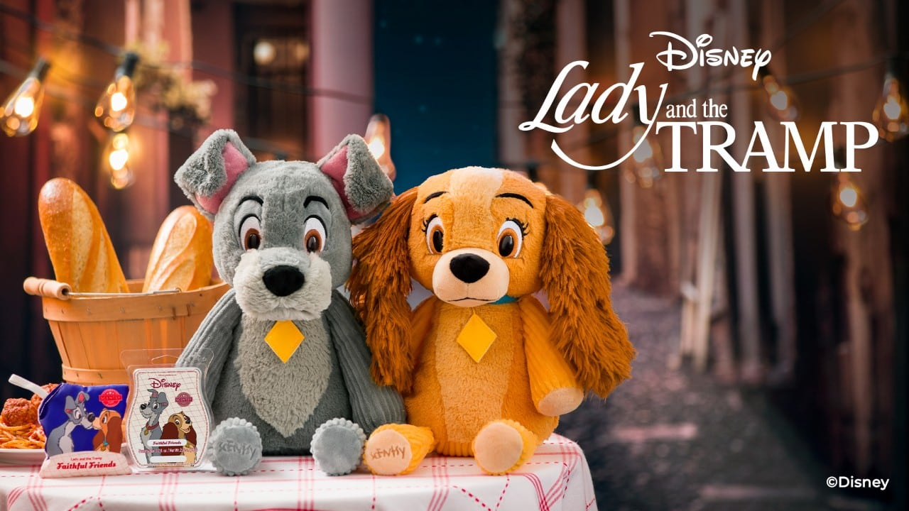 LADY AND THE TRAMP PRESALE