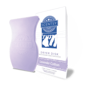 LAVENDER COTTON SCENTSY DRYER DISK | NEW! LAVENDER COTTON SCENTSY DRYER DISKS | Shop Scentsy | Incandescent.Scentsy.us
