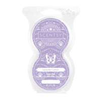 LAVENDER COTTON SCENTSY PODS