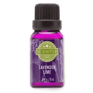 LAVENDER LIME 100% NATURAL SCENTSY OIL