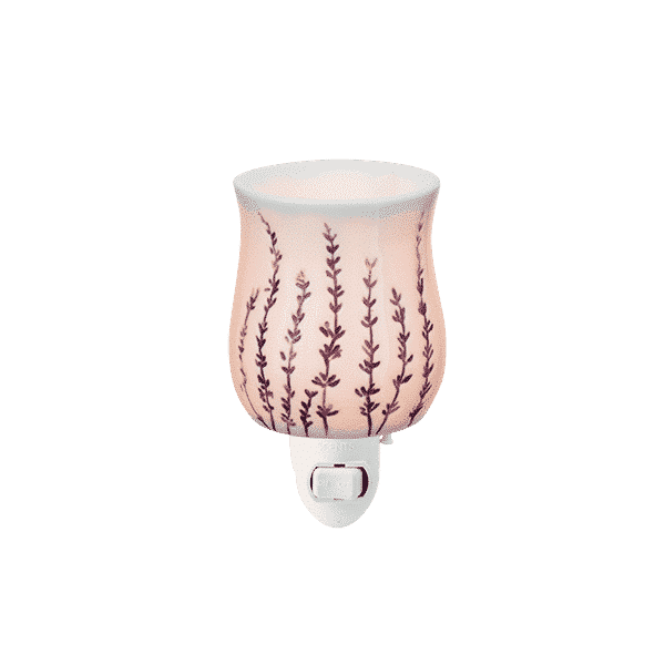 LAVENDER LOVE MINI SCENTSY WARMER PNG