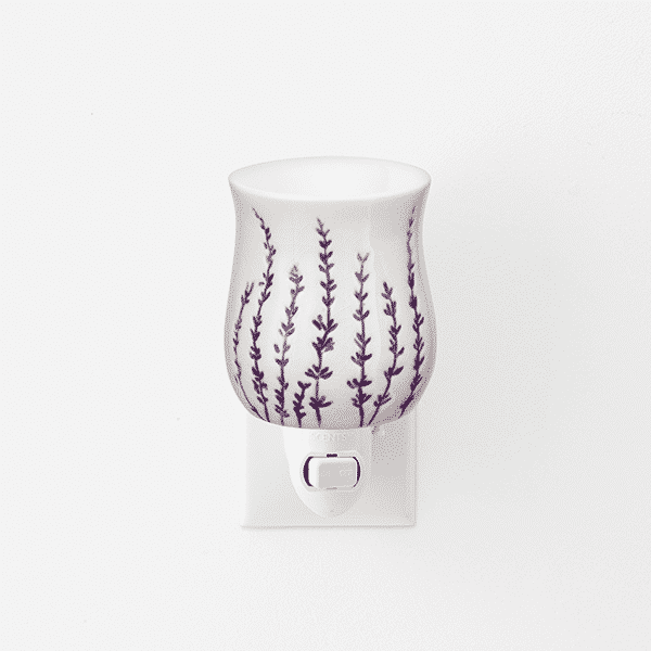 LAVENDER LOVE MINI SCENTSY WARMER