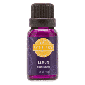 Lemon Essential Scentsy Oil 15ML | Shop Scentsy | Incandescent.Scentsy.us