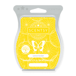 LEMON SORBET SCENTSY BAR 1