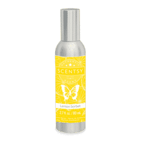 LEMON SORBET SCENTSY ROOM SPRAY