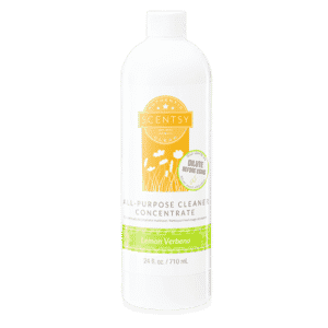 NEW! LEMON VERBENA SCENTSY ALL PURPOSE CLEANER CONCENTRATE | Shop Scentsy | Incandescent.Scentsy.us