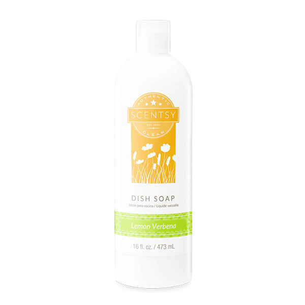 NEW! LEMON VERBENA SCENTSY DISH SOAP | NEW AND IMPROVED | Shop Scentsy | Incandescent.Scentsy.us