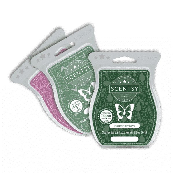 LET IT SNOW SCENTSY WAX COLLECTION
