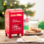 LETTERS TO SANTA SCENTSY WARMER