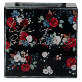 LIFE IS BEAUTIFUL SCENTSY WARMER APRIL 2021