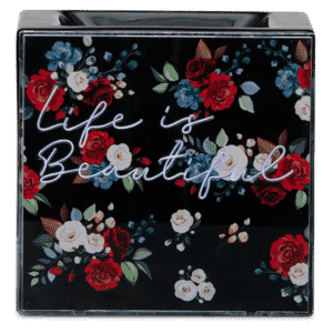 NEW! Life is Beautiful Scentsy Warmer | April 2021 | Incandescent.Scentsy.us