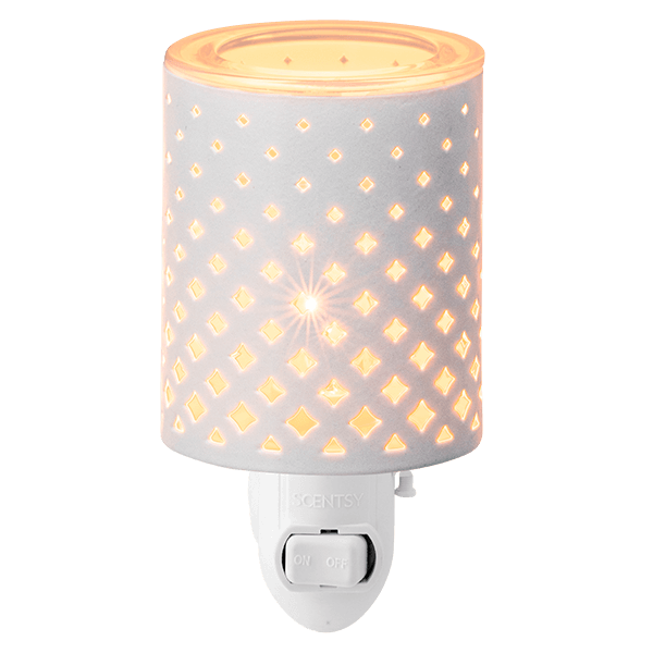 LIGHT FROM WITHIN MINI SCENTSY WARMER | Light from Within Mini Scentsy Warmer