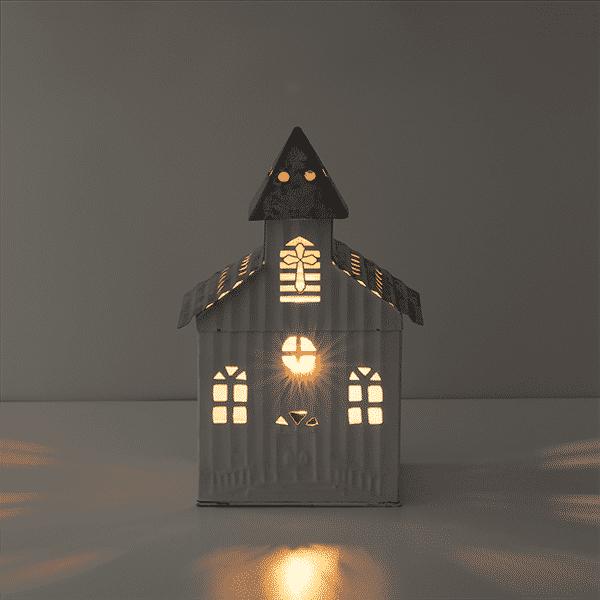 LITTLE CHURCH SCENTSY WARMER DARK